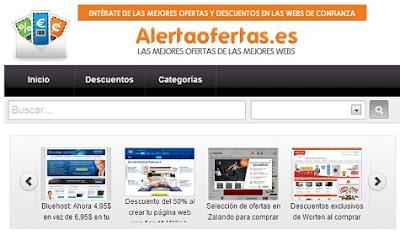 web de alertaofertas