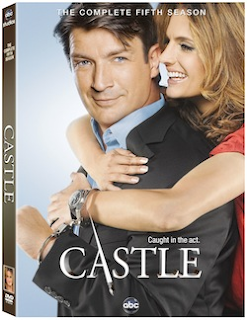 DVD Review - Castle: The Complete Fifth Season