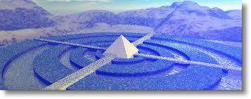 Piramida raksasa di dasar lautan segitiga bermuda