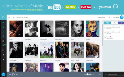 Download Youmus Youtube Music/Audio Player