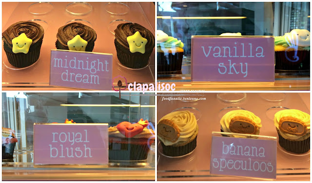 Bunny Baker Cupcakes