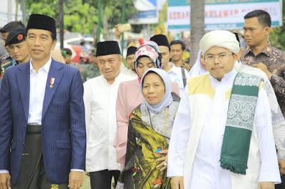 TGB Sampaikan Terima Kasih, Nama Pahlawan Nasional Syaikh Zainuddin Jadi Nama LANUD Rembiga