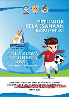 Juklak Juknis Gala Siswa Indonesia SMP Tahun 2019