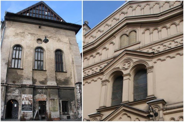 Sinagoga Alta – Sinagoga Tempel en Kazimierz, Cracovia