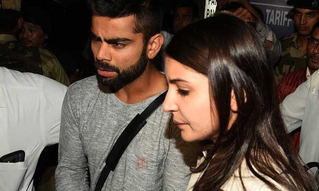 No Breakup? Anushka and Virat Kohli Spotted Together Once Again!