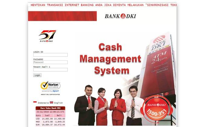 Cara Mendaftar Internet dan Mobile Banking Bank DKI Jakarta