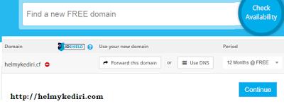 domain gratis 12 bulan