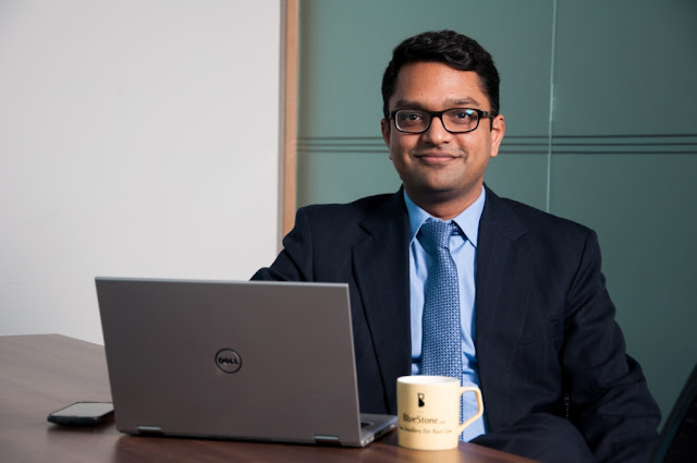 Pushkar Jain, CMO at BlueStone.com