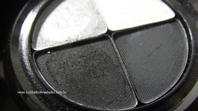 Quarteto de Sombras Archy Make-Up cor 03
