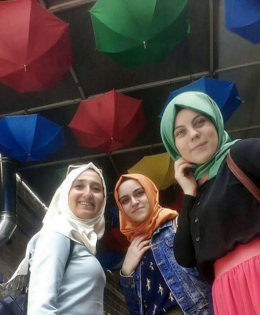 alaçatı şemsiyeler