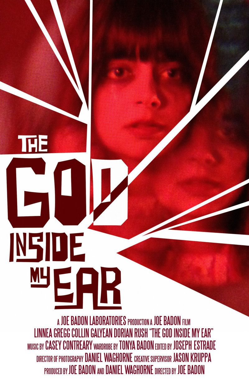 the god inside my ear poster