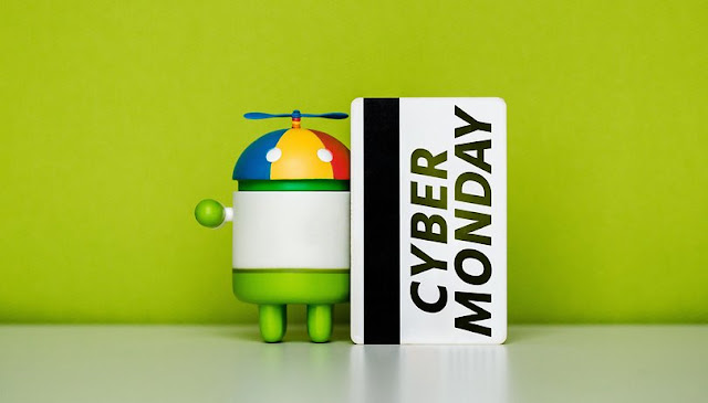 Android Cyber Monday Deals : List of Android Phones, Apps & Gadgets Offers