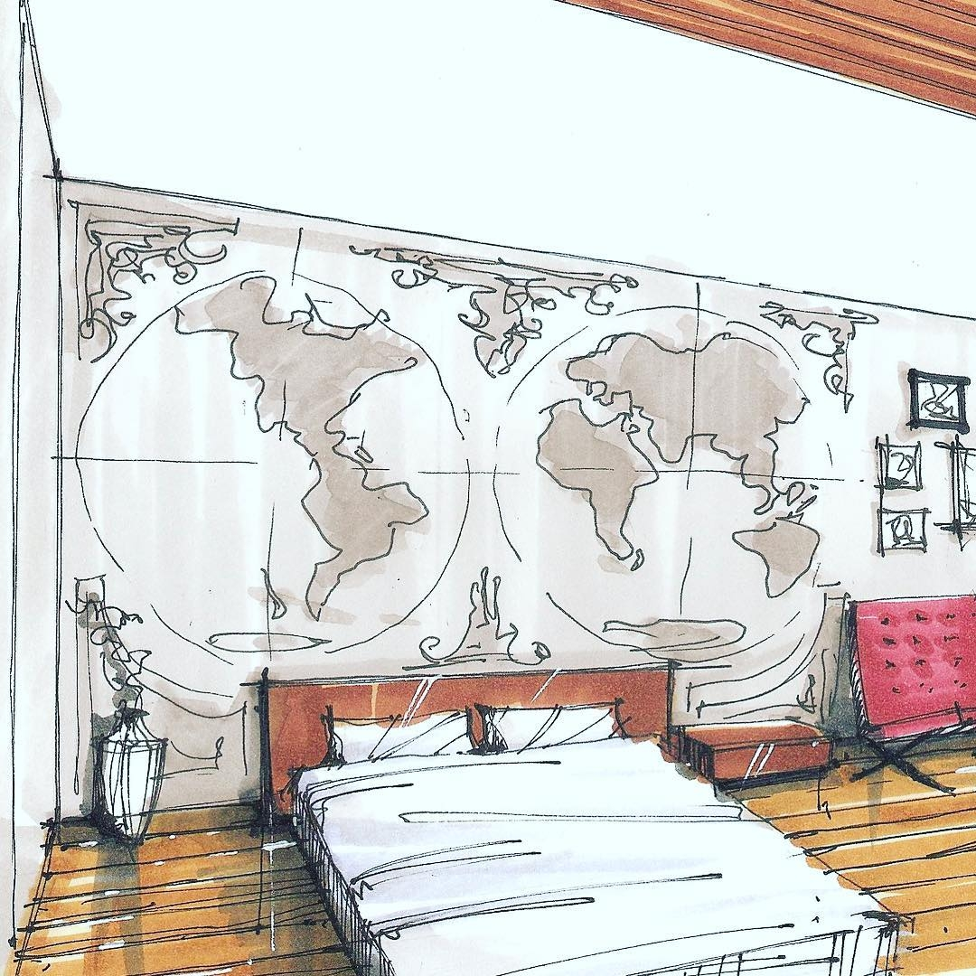 11-Bedroom-Sergei-Tihomirov-Interior-Design-Color-Sketches-www-designstack-co