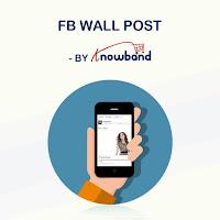 Prestashop FB Wall Post