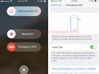 6 Fitur Darurat Di Iphone Yg Sanggup Menyelamatkan Hidup Anda