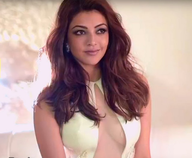 Kajal agarwal Hot South Scope Photoshoot Pics
