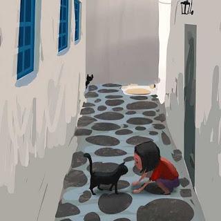 Aliana, Kucing, Tikus dan Kamus