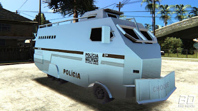 Download ,Mod , Blindado, Grande, PMMG, GTA San Andreas, GTA SA