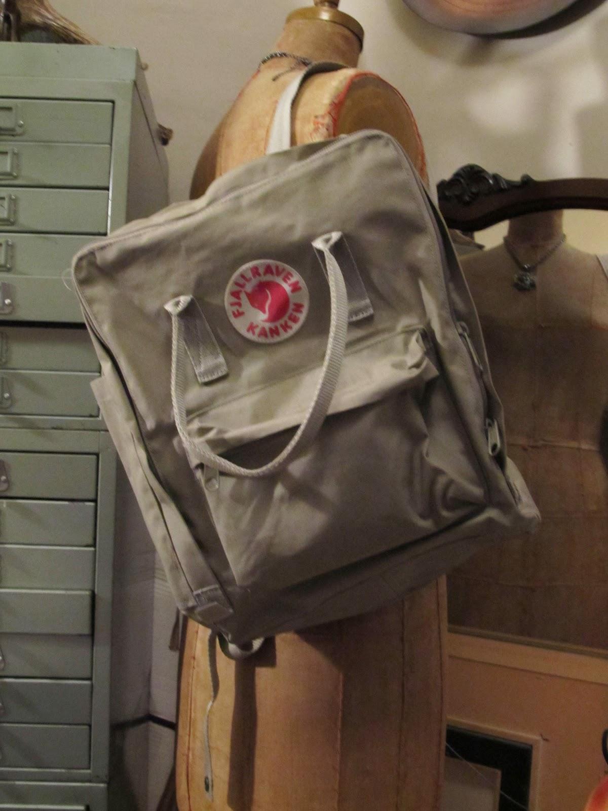 Nordiska Style Fj 228 Llr 228 Ven Kanken Backpack A Swedish Classic