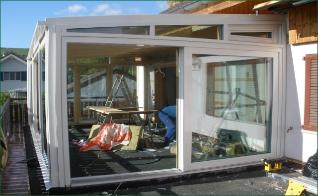 oranzeria drewniano-aluminiowa, budowa ogrodu zimowego, konstrukcja,