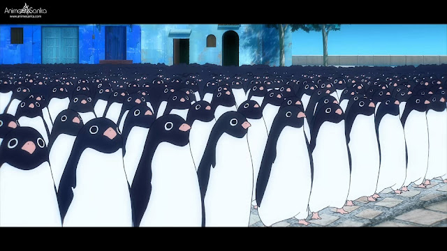 فيلم انمى Penguin Highway بلوراي 1080P مترجم اون لاين تحميل و مشاهدة