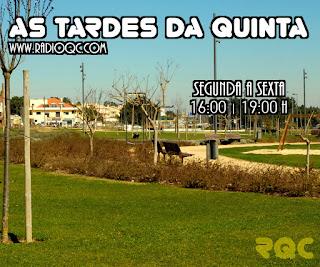 AS TARDES DA QUINTA