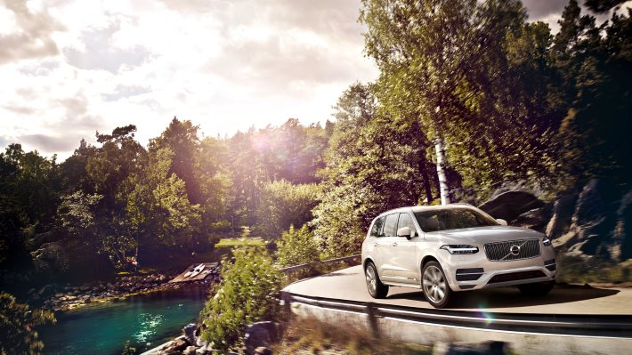 Wallpaper 5: Volvo XC90 2015