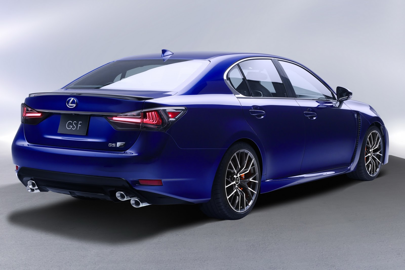 all new 2016 lexus gs f has a 467hp 5 0 liter v8 carscoops. Black Bedroom Furniture Sets. Home Design Ideas