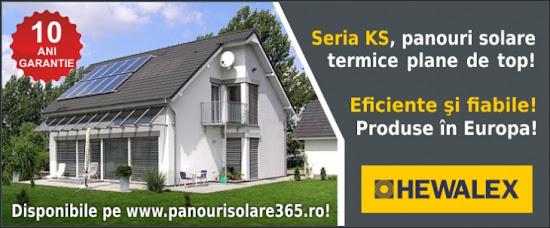 casa cu panouri solare
