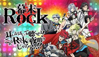 Bakumatsu Rock – Todos os Episódios