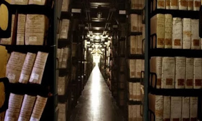Vatican Secret Archives, Kota Vatikan