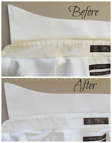 using hydrogen peroxide in your laundry to whiten yellow shirts