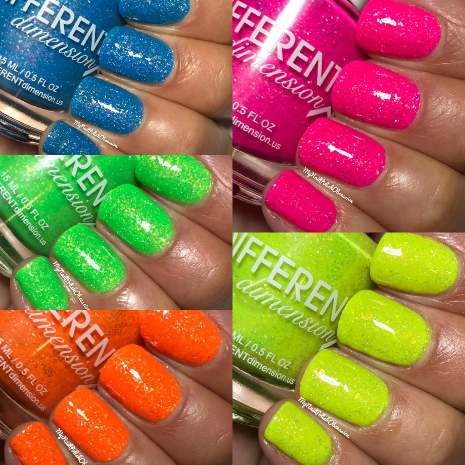 Look - 4 Summer Bright Nail Polishes We Love video