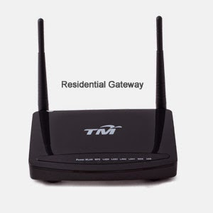 TM UniFi D-link RnD Router