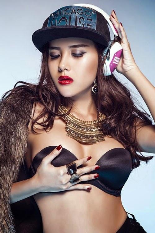 sexy girl, sexy DJ Vietnam