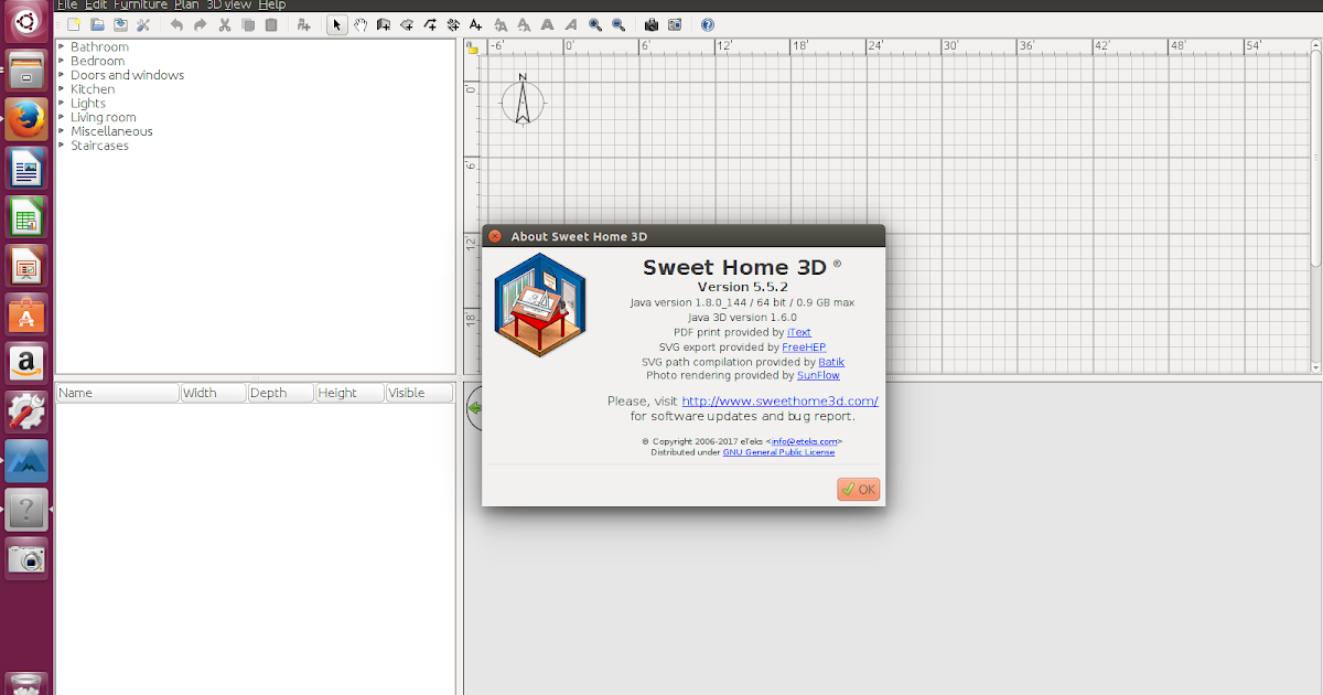 How To Install Program On Ubuntu How To Install Sweet Home 3D 5 5 | Staircase Sweet Home 3D | Floor Plan | Sh3D | 3D Model | Eteks | Software