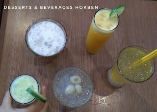 Hokben Hadirkan Rising Stars Menu Dessert, Snack & Beverages