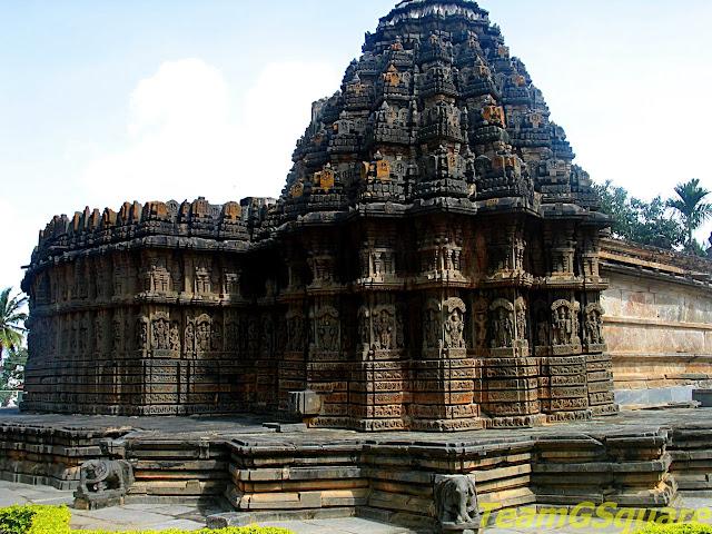 Sri Chennakeshava Temple, Aralaguppe