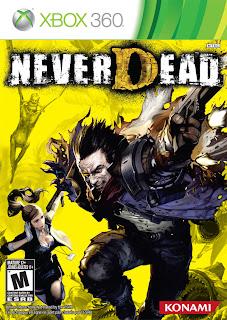 Never Dead (X-BOX360) 2012