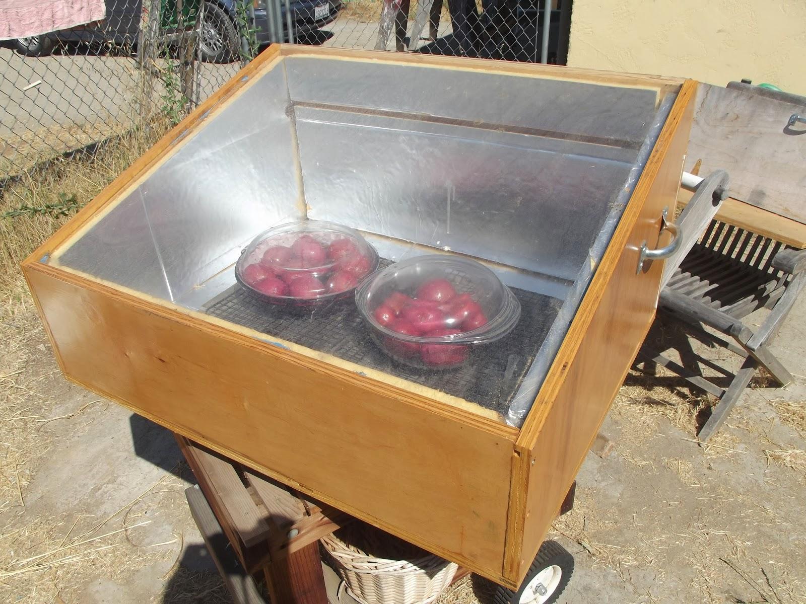 Nonnie S Blog Great Solar Oven