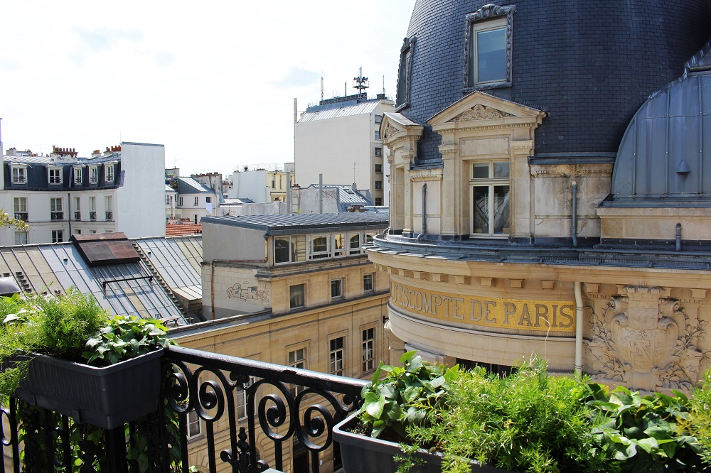 Hôtel de NELL, five star luxury Paris hotel - travel & lifestyle blog