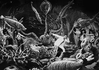 Película 20.000 Lieues Sous les Mers - Georges Méliès 1907