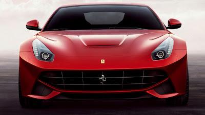 Ferrari 620 GT front look image