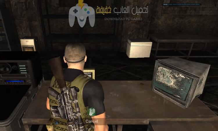 تحميل لعبة عاصفة الصحراء 5 Conflict Denied Ops