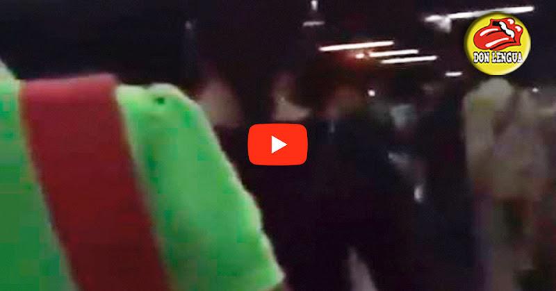 Mujer se lanzó a la vías del Metro porque no quería irse de Venezuela