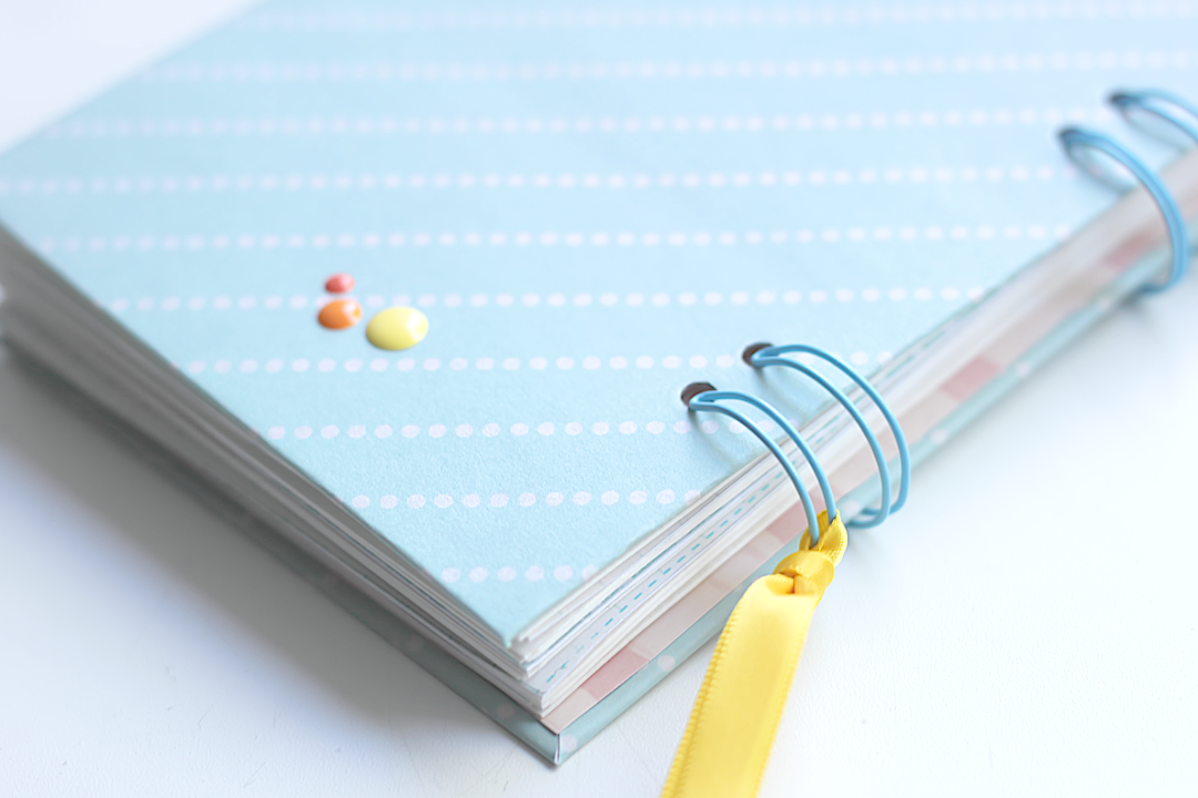 scrapbooking DIY notes