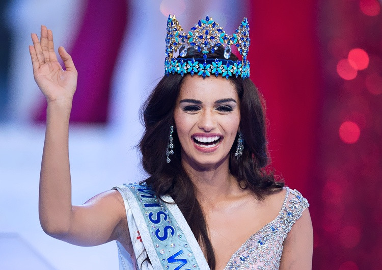 Miss World 2017 – Manushi Chhillar