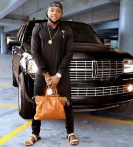 Nigerian singer KCee lands on The Shade Room over photoshop