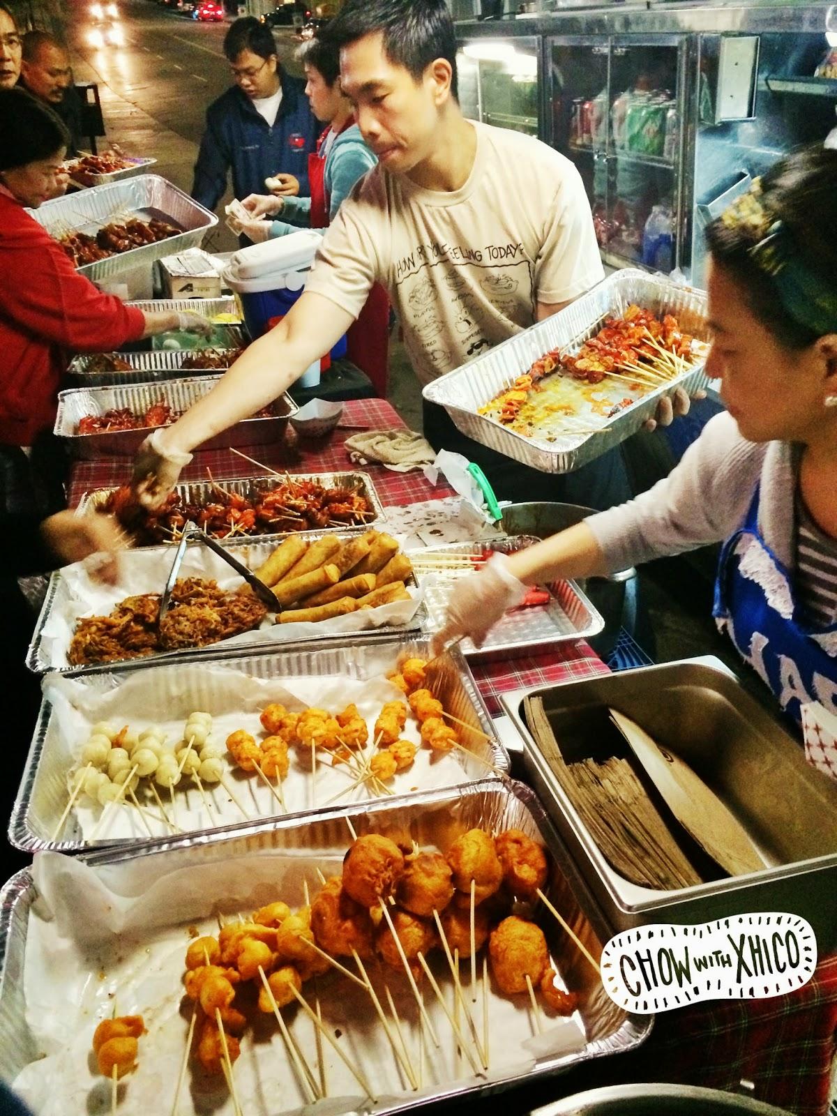 Filipino Street Foods In Los Angeles