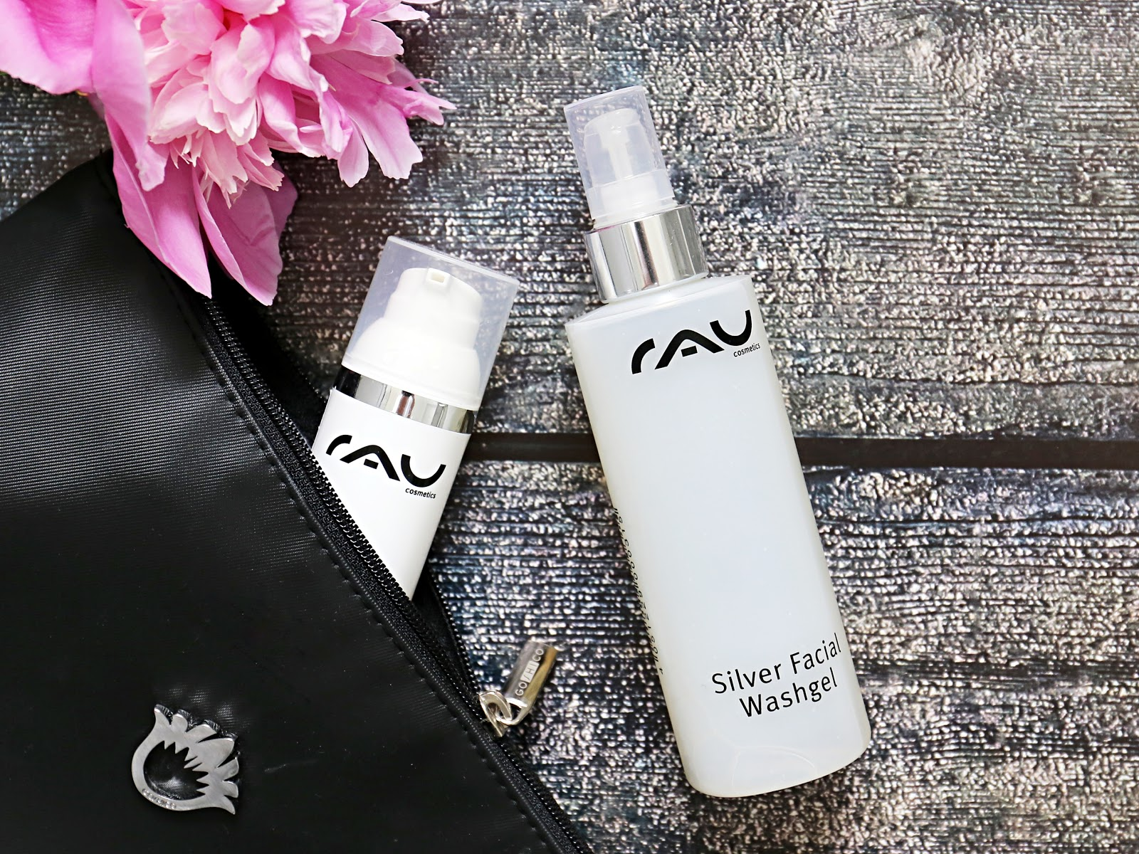 RAU Silver Facial Washgel